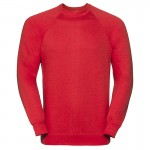 Red Childrens Sweatshirt