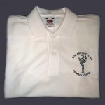 Bow Brickhill White Polo Shirt