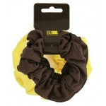 Bow Brickhill Scrunchie (Two colour twinpack)