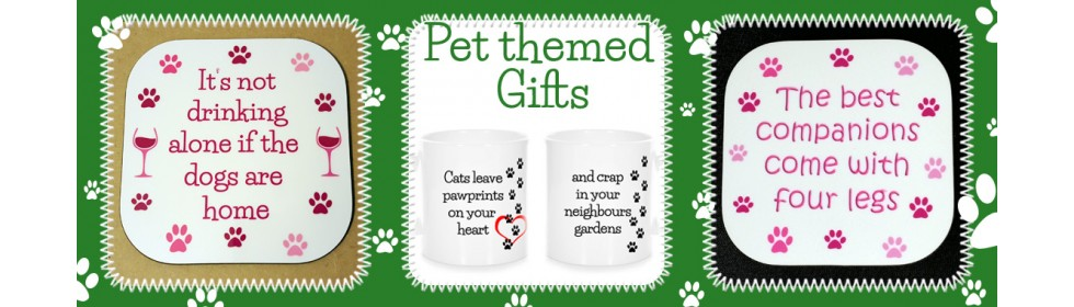 Pet Themed Products
