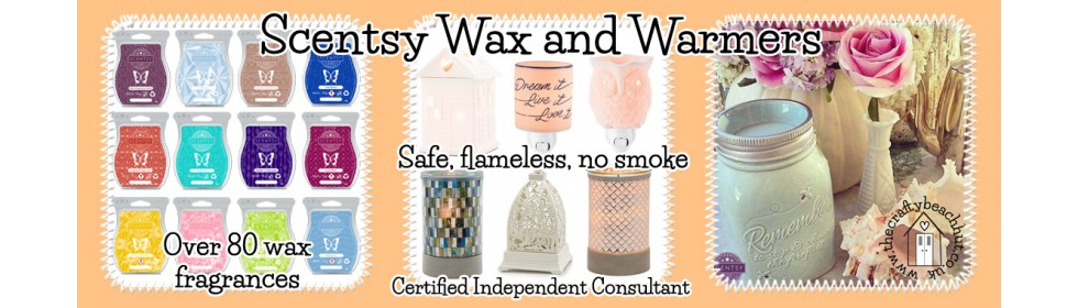 Scentsy Wax and Warmers