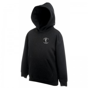 Outdoor PE Hoodie with Bow Brickhill logo