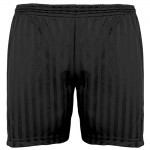 PE Shorts - Black Shadow Stripe