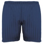 PE Shorts - Navy Shadow Stripe