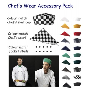 Chef's Accessory Pack
