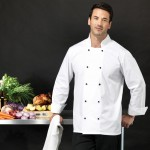 Chef's Jacket - Cuisine (Long Sleeve)