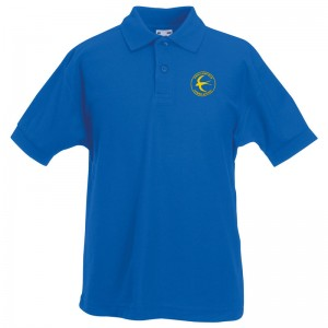 Royal Blue Polo Shirt (Summer)