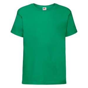 Green Childrens T shirt - Age 5-6