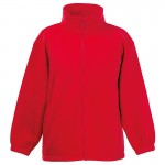 Red Childrens Fleece